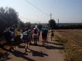 giovani pellegrini in cammino f2