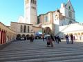 piazza basilica Celebrazioni della Festa di San Francesco ad Assisi