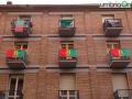 Ternana bandiere bandiera serie B pre Avellino