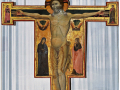 Maestro di Cesi_Cristo Triumphans_Spoleto Museo Nazionale del Ducato