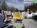 Norcia Castelluccio protesta16