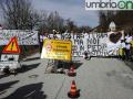 Norcia Castelluccio protesta18