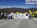 Norcia Castelluccio protesta8