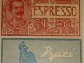 Isabella Bragato collezione baci perugina - 7 - francobollo