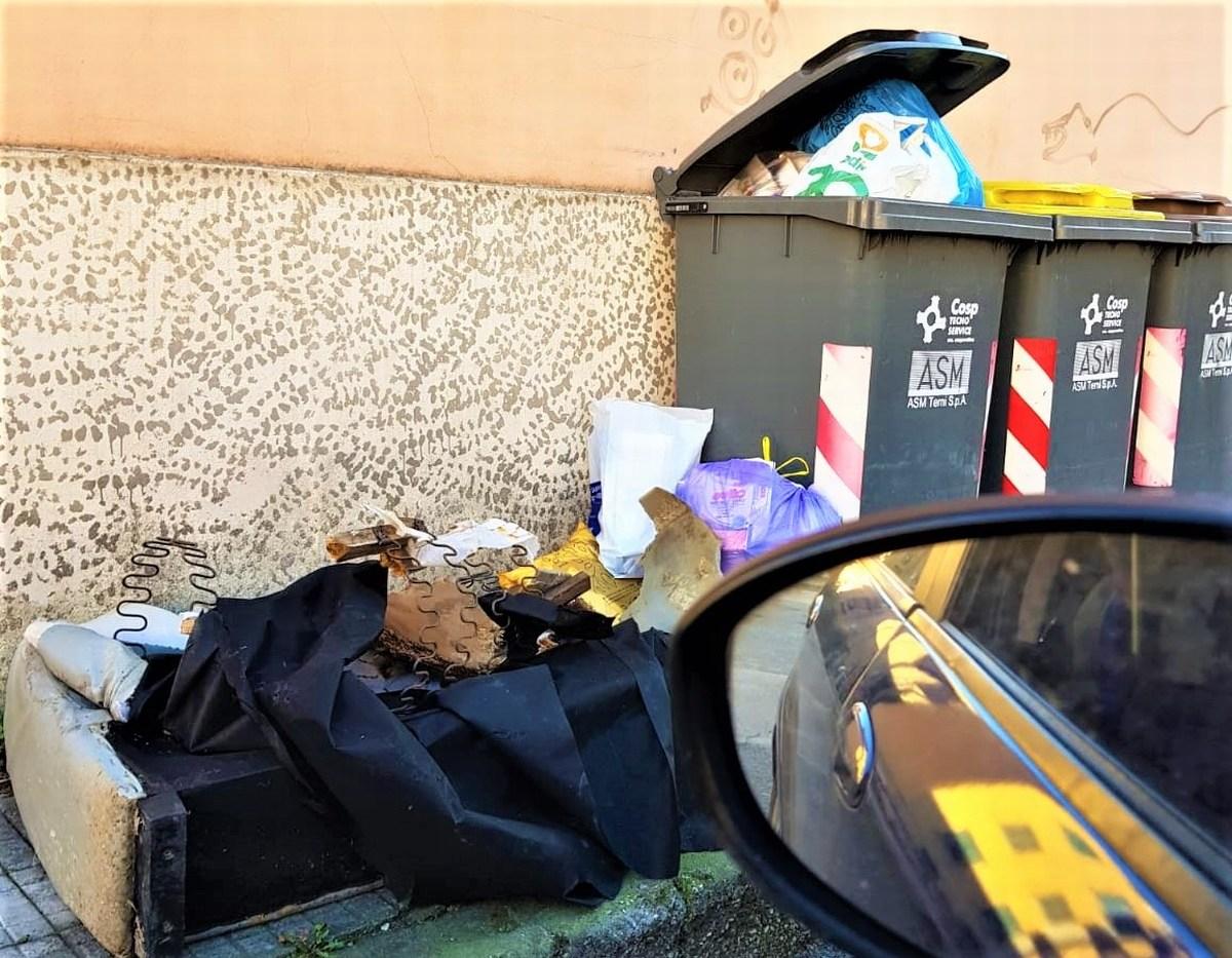 Degrado quartiere Italia, Terni - febbraio 2020 (2)
