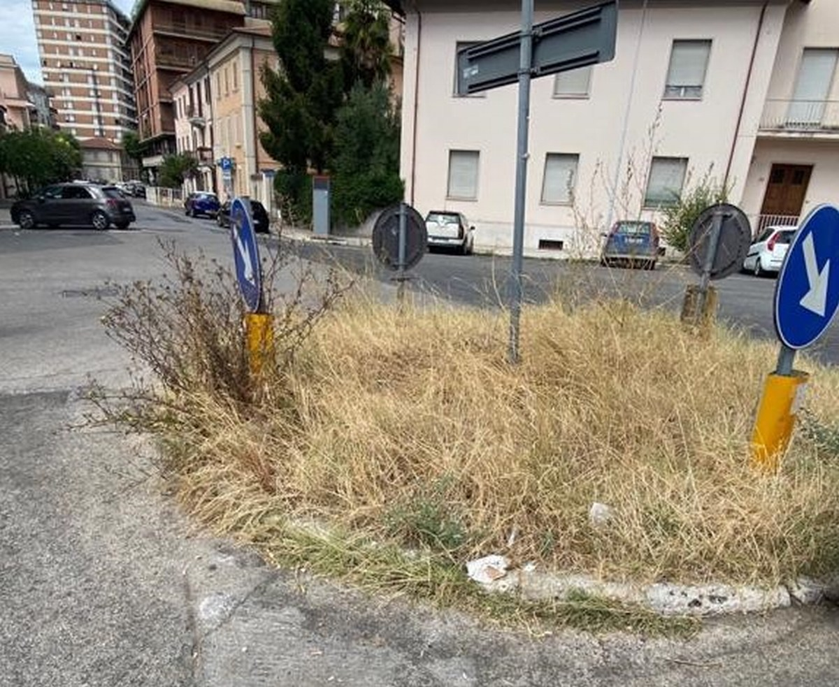 Degrado via Tre Monumenti, Terni - 18 agosto 2020 (4)