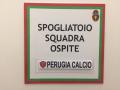 Perugia, foto dagli spogliatoi (fonte Ac Perugia)