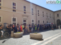 Funerale funerali Gianluca Flavio duomo cattedrale 45454 Terni