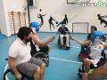 Sport paralimpico Cip scherma