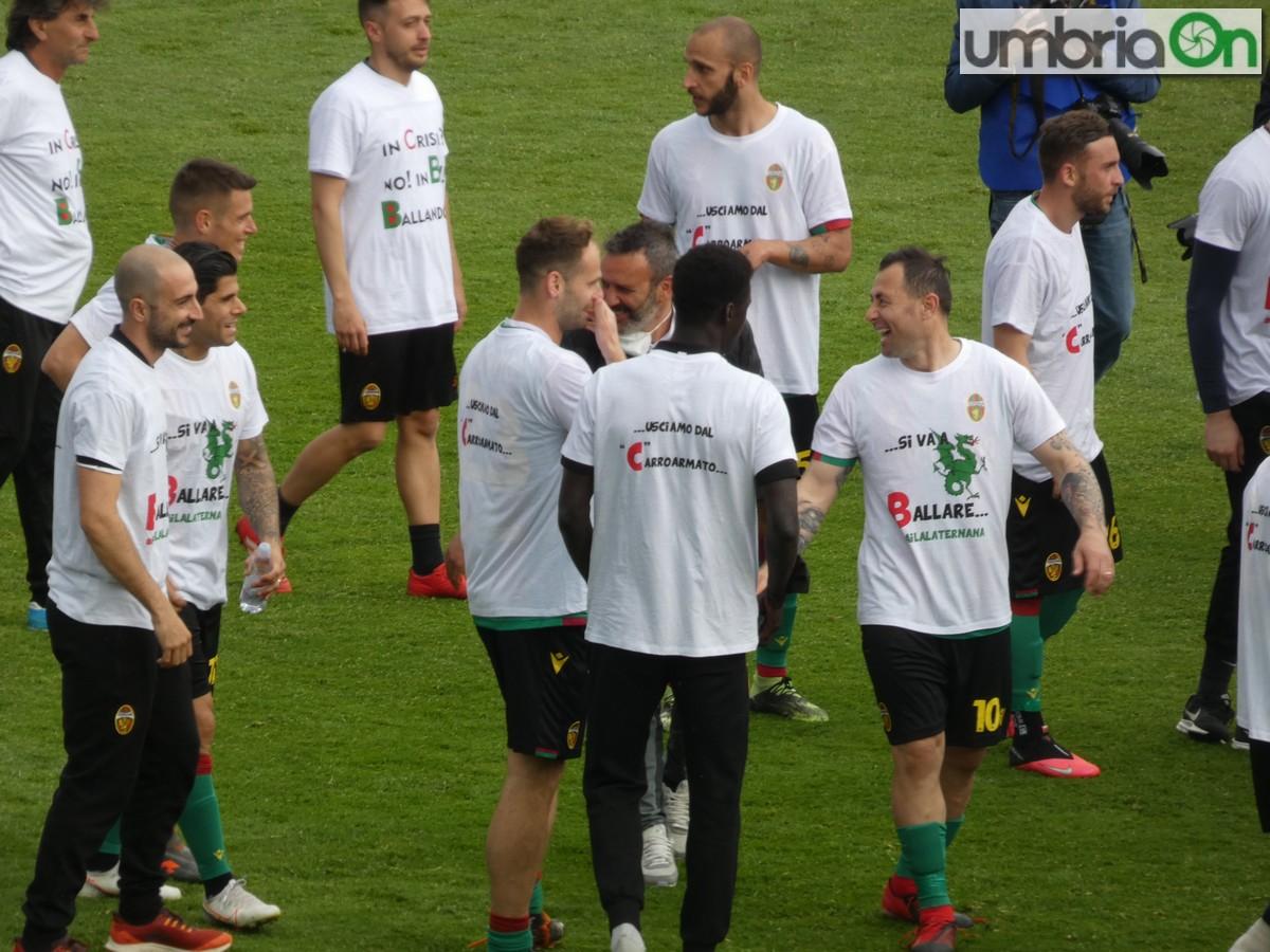 Leone-promozione-Ternana-fere-rossoverdi454545-Avellino