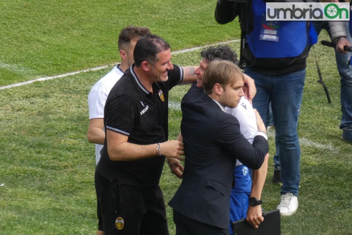 Lucarelli-Vanigli-Ternana-promozione-Fere-rossoverdi