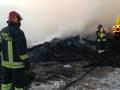 Incendio Biondi Recuperi 2 vvf