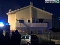 Via Arroni incidente vvf vigili fuoco esplosione