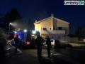 Via Arroni incidente vvf vigili fuoco esplosione45454