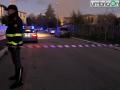 incendio via Arroni esplosione vigili del fuoco polizia di Stato343