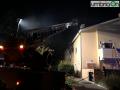 via Arroni esplosione appartamento vigili del fuoco