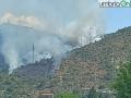 Incendio-boschivo-Papigno-Monte-Argento