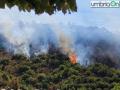 Incendio-boschivo-fuoco-Monte-Argento-Papigno-44
