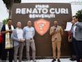 presentazione maglie perugia calcio museo moscati santopadre romizi