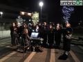 Coro largo Frankl Natale Terni accensione luminarie luci