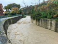 Il torrente Serra a Toano