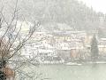 Neve a Piediluco (foto Sandro Piccinini)