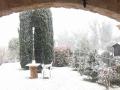 Massa Martana neve - 24 marzo 2020