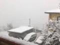 Montefalco neve - 24 marzo 2020