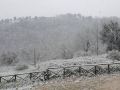 Neve Bevagna - 24 marzo 2020