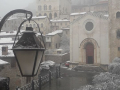 neve gubbio 24 marzo 2020