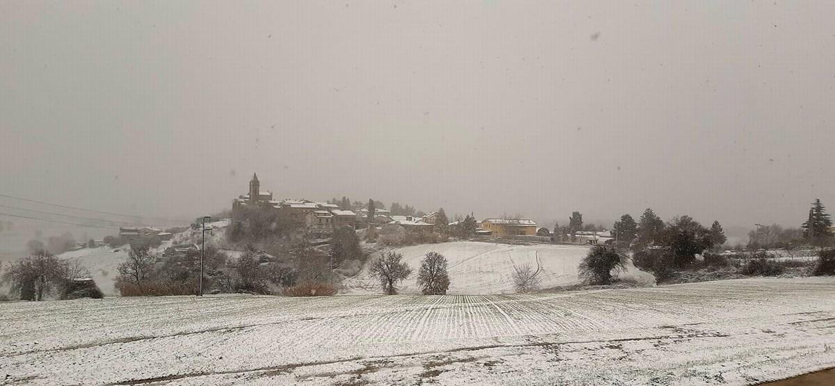 Neve Farnetta Burian - 13 febbraio 2021