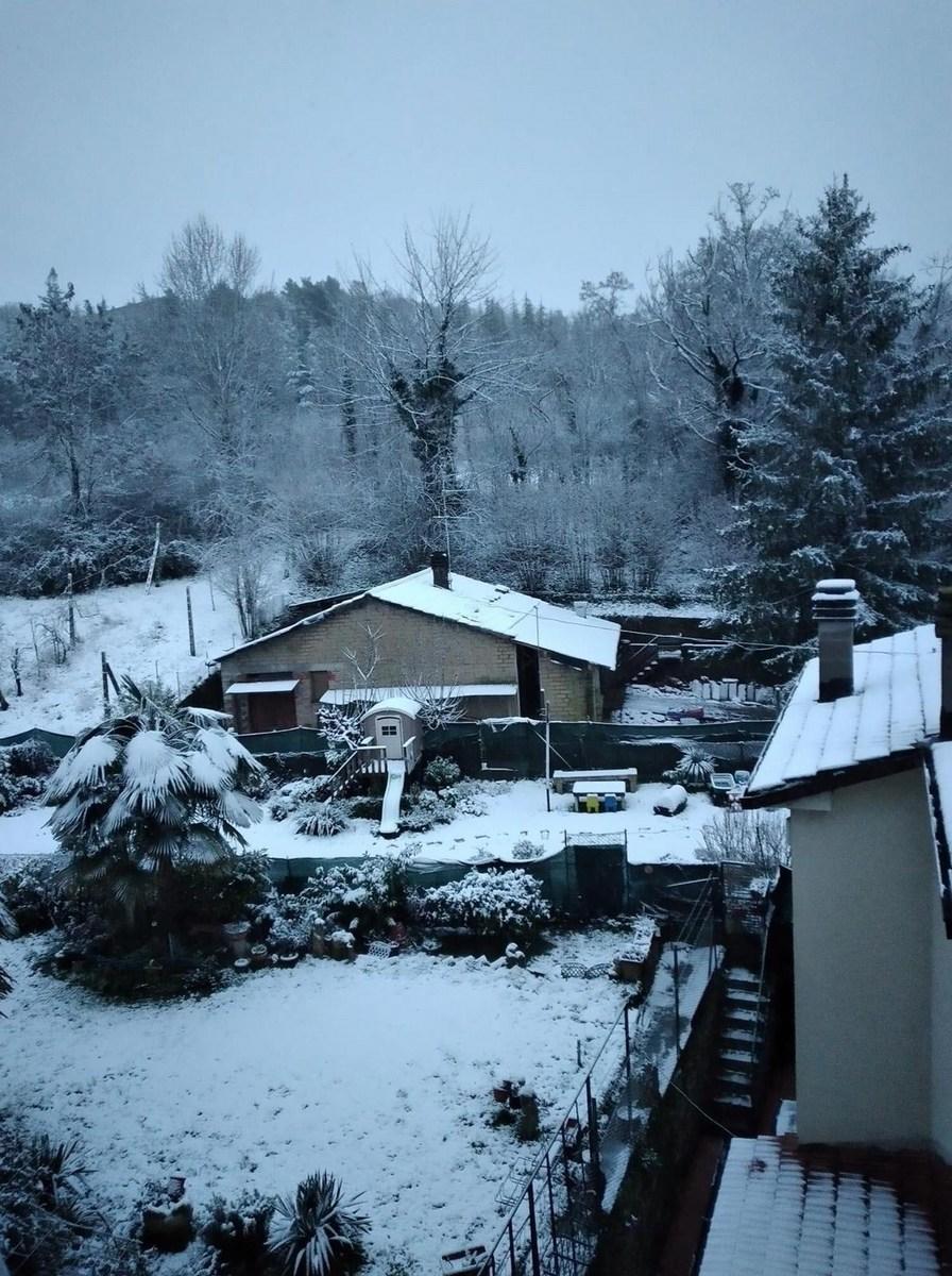 Neve Perugia Burian - 13 febbraio 2021 (1)