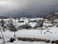 Neve Cascia Burian - 13 febbraio 2021