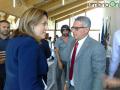 Norcia consiglio comunale aperto 24 agosto 2017 Alemanno Marini