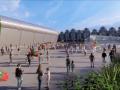 ternana progetto dati generali stadio fattibilità piazza esterno