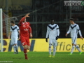 Perugia - Brescia 6 marzo 2018 - Esultanza Perugia gol