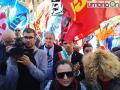 Nestlé Perugina manifestazione Romizi 7 ottobre