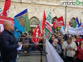 Nestlé Perugina manifestazione lavoro 7 ottobre2