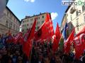 Nestlé Perugina manifestazione lavoro 7 ottobre6