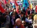 Nestlé Perugina manifestazione lavoro 7 ottobre7