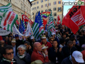 Perugina Nestlé piazza manifestazione 7 ottobre3