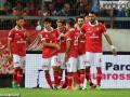 Perugia - Pescara esultanza 2 (foto Settonce) - 3 settembre 2017