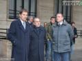 Prefetto De Biagi, questore Messineo, comandante Giua Finanza Terni - 25 febbraio 2018
