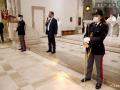 Polizia di Stato Terni cerimonia San Michele Arcangelo patrono - 29 settembre 2021 (foto Mirimao) (47)