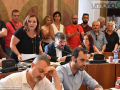 Prima seduta consiglio comunale, giunta Latini - 12 luglio 2018 (foto Mirimao) (1)