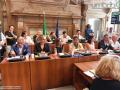 Prima seduta consiglio comunale, giunta Latini - 12 luglio 2018 (foto Mirimao) (100)