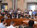 Prima seduta consiglio comunale, giunta Latini - 12 luglio 2018 (foto Mirimao) (105)