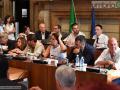 Prima seduta consiglio comunale, giunta Latini - 12 luglio 2018 (foto Mirimao) (11)