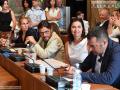 Prima seduta consiglio comunale, giunta Latini - 12 luglio 2018 (foto Mirimao) (2)