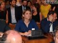 Prima seduta consiglio comunale, giunta Latini - 12 luglio 2018 (foto Mirimao) (27)